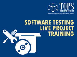 Live Project Training Software Testing