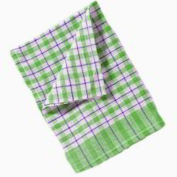 Checked  Kitchen Towel