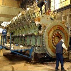 Overhauling of Marine Engines in Marine House, Mumbai   ID