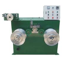Mesh Coiling Machine