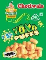 YoYo Puffs Pudina