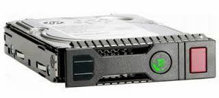 3.5-Inch SC Midline Hard Drive 628061-B21 HP 3TB 6G SATA 7.2K RPM LFF