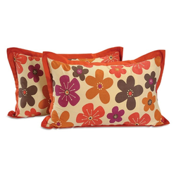 Printed Pillow Cover In Pune प र ट ड