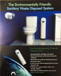 Sanitary Pads Bin