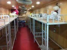 Baroda Bunk House Rental Services (bunk bed )