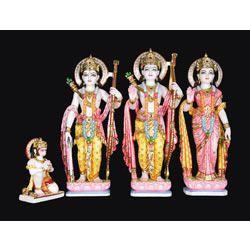 Makrana Marble Ram Darbar