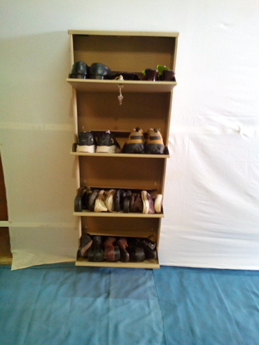 bbacd007b30 Shoe Rack - Powder Coated Shoe Rack Manufacturer from Navi Mumbai