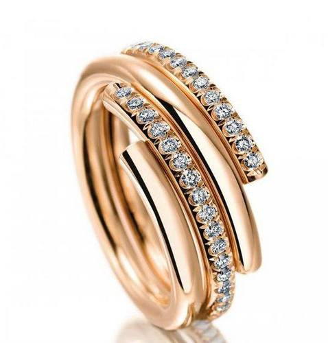 Diamond Engagement Ring At Rs 100000 Piece S Diamond Engagement