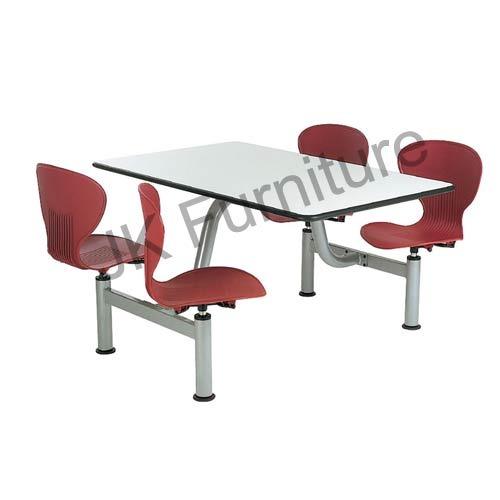 Canteen Table SS Hostel Table Exporter From Rajkot - Standard cafeteria table dimensions