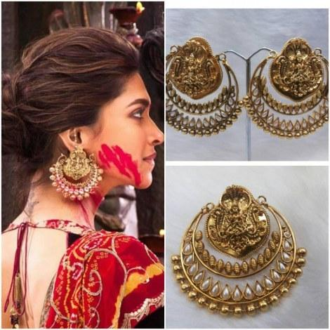 caabc6b42946f Polki Earrings & Ram Leela Earrings Manufacturer from Mumbai