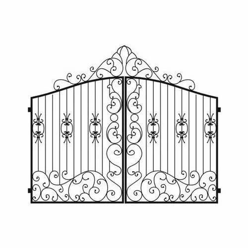 Grill Gate Gate Grilles Fences Amp Railings Nisha Steel