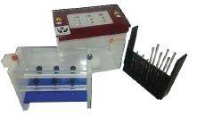 Mini 2-D PAGE Gel Electrophoresis Unit