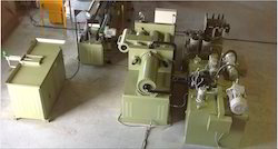 Twin Cylinder Horizontal Extruder