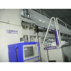 Used Lasser Schiffli Embroidery Machine