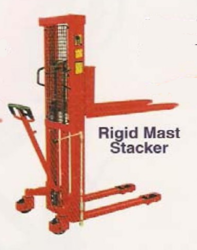 Rigid Mast Stacker