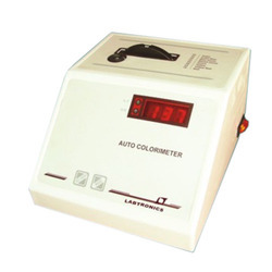 Microprocessor Digital Auto Calorimeter