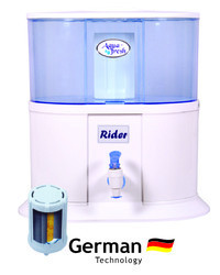Rider Model Gravity Water Purifiers