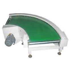 90 Deg Bend Belt Conveyor