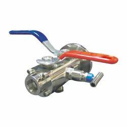 Hydraulic Valves - Single And Double Block Hydraulic Valves