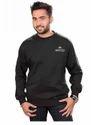 Black Color Blank Sweatshirt