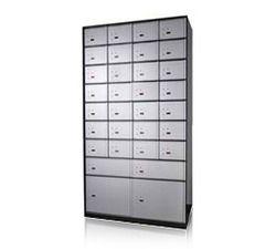 Delightful Godrej Safe Deposit Locker Cabinets