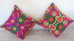 Suzani Home Decor Cushion Cover 16x16