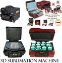 Sublimation 8 in1 Coffee Mugs / Photos / Mobile Case Machine