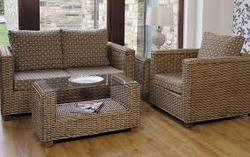 Cane Designer Sofa Set Comfortable Manufacturer From New Delhi