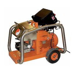 Electric Operated High Pressure Jet Cleaners