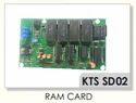 Staubli Dobby Ram Card