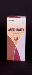 Amoxicillin Oral Suspension 125mg/5ml