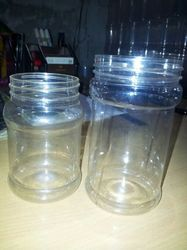 Plastic Storage Jars