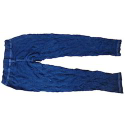 Wrinkle Knitted Denim Fabric