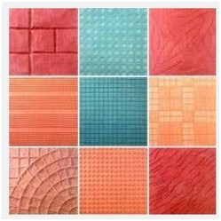 Modul Court of High Impact PPCP Tiles