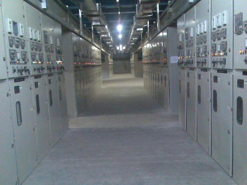 Electrical Power Plant Equipment Testing Services