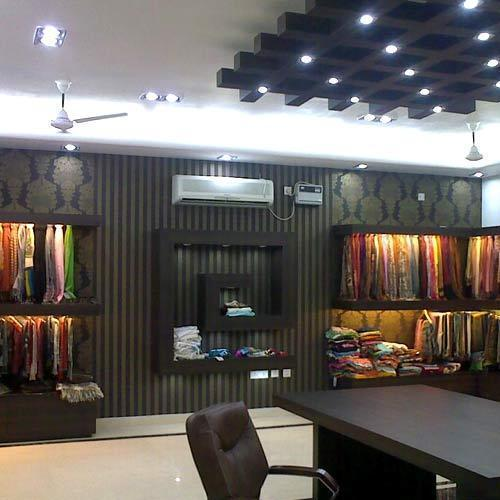 Showroom Interior Designing In Laxmi Nagar, Pune