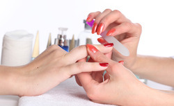 French Manicures & Pedicures Service