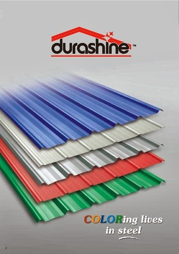 Roofing Sheets Roofing Sheets Tata Bluescope Durashine