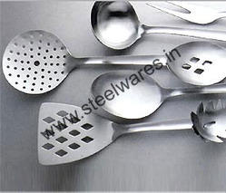 Stainless Steel Kitchen Tools (Silver Touch)