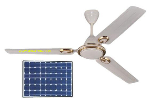 Solar Dc Fan Solar Ceiling Fan Manufacturer From Surat