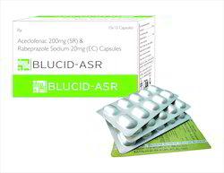 Aceclofenac & Rabeprazole Sodium Capsule