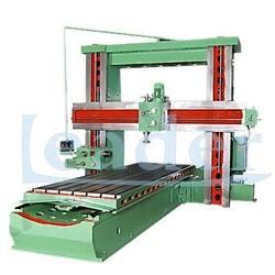 Planer And Plano Milling Machine