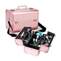 Plastic Makeup Kit Box