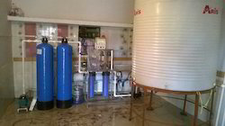 RO Based Water Treatment Water Plant