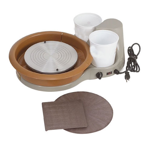 clay pot wheel for sale Pottery Wheel - Banding Wheel Latest Price, Manufacturers & Suppliers