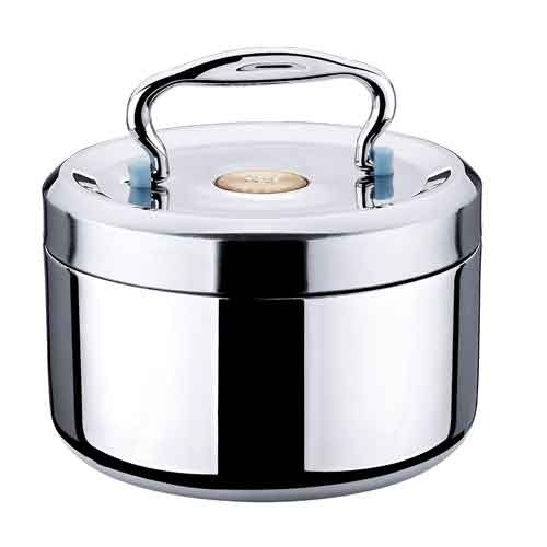 17f2d600c76 Stainless Steel Lunch Box - Stainless Steel Tiffin Box Latest Price ...
