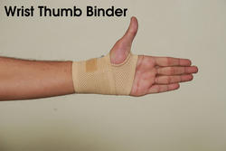 Wrist Thumb Binder
