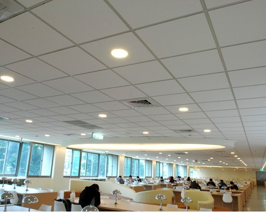 Grid False Ceiling For Office Mall at Rs 45 /square feet | Grid ...