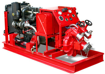 Skid Mounted Fire Pump, Pumps, Pumping Machines & Spares