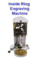 Gold Tool Ring Engraving Machines